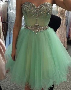 New-2015-Ruffles-Beaded-Crystal-Homecoming-font-b-Dresses-b-font-Cheap-Short-font-b-8th