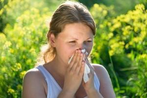 kadın alerji