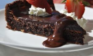 Çikolatalı, Unsuz ve Şekersiz Diyet Kekler