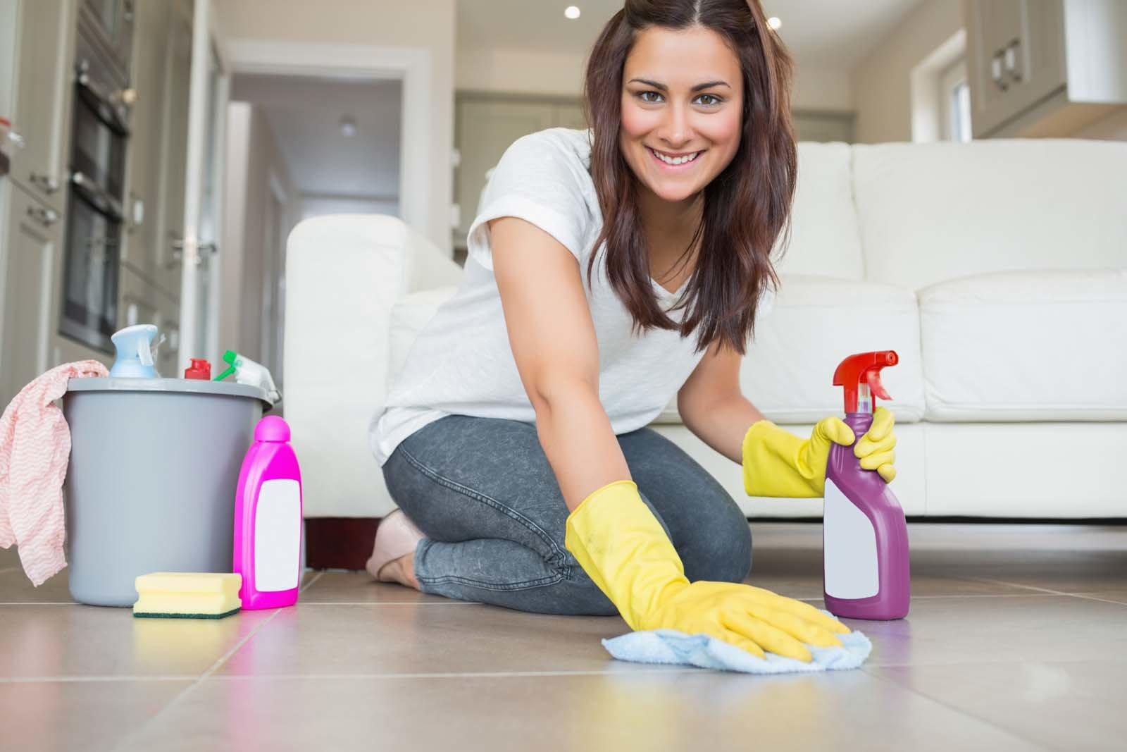 Mutfak Temizliğinde Doğal Çözümler