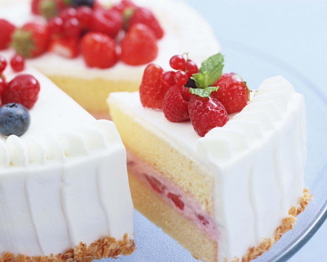 Крем для тортов дома своими руками