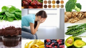Veg Foods To Fight Depression