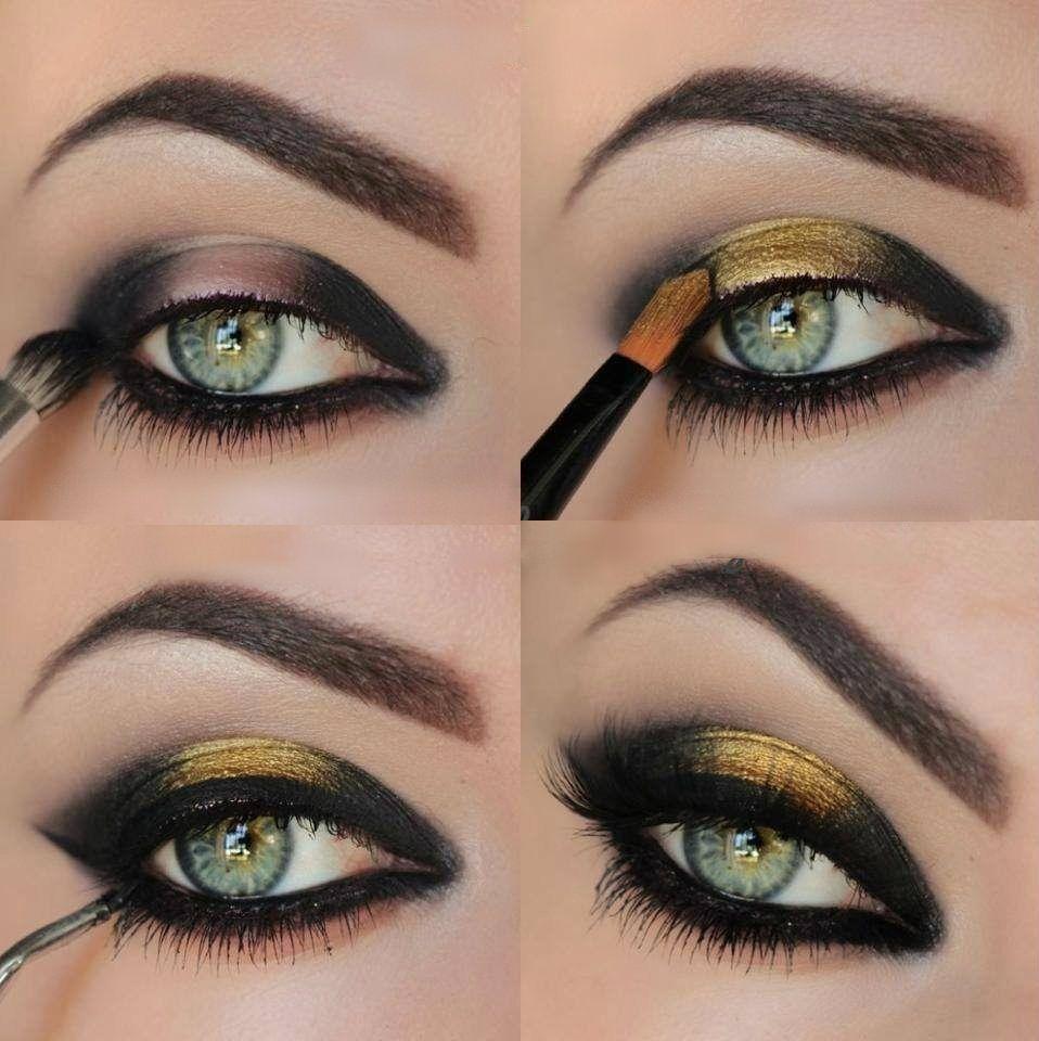 Göz rengine göre makyaj