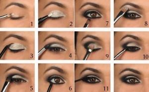 silver-black-eye-make-up
