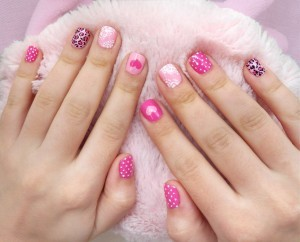 light-pink-gel-nail-designs-images-for-short-light-pink-acrylic-nails-cool