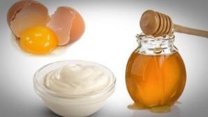 mayonnaise-honey-and-egg-hair-mask