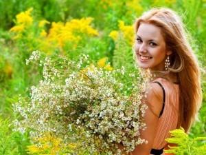 flower_woman