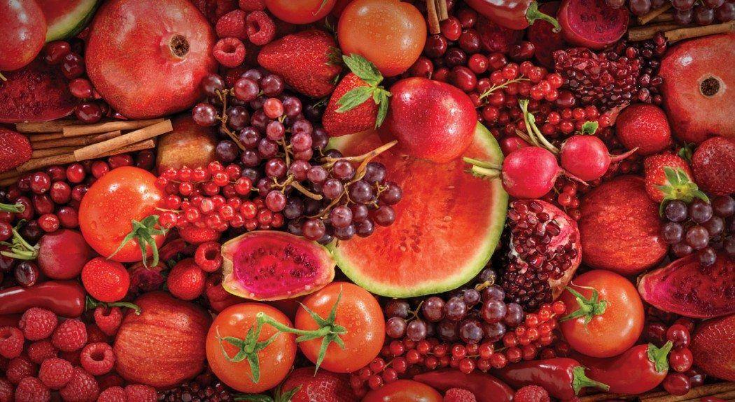 Kırmızı Sebzelerin Hayatımızdaki Yeri ve Şifa Etkileri