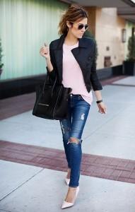 skinny-jeans-giacca-di-pelle-scarpe-con-tacco