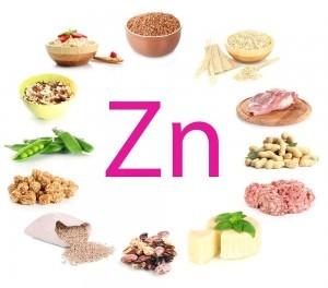 zinc-food