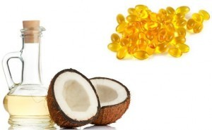coconut-oil-and-vitamin-e-capsules