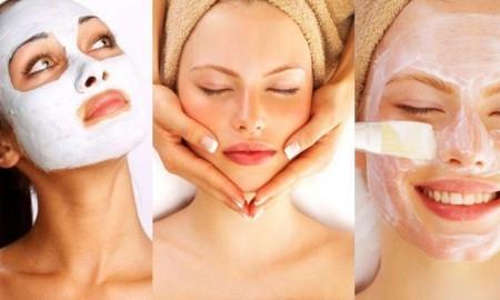 Cildi Güzelleştiren Yoğurtlu Yüz Maskeleri