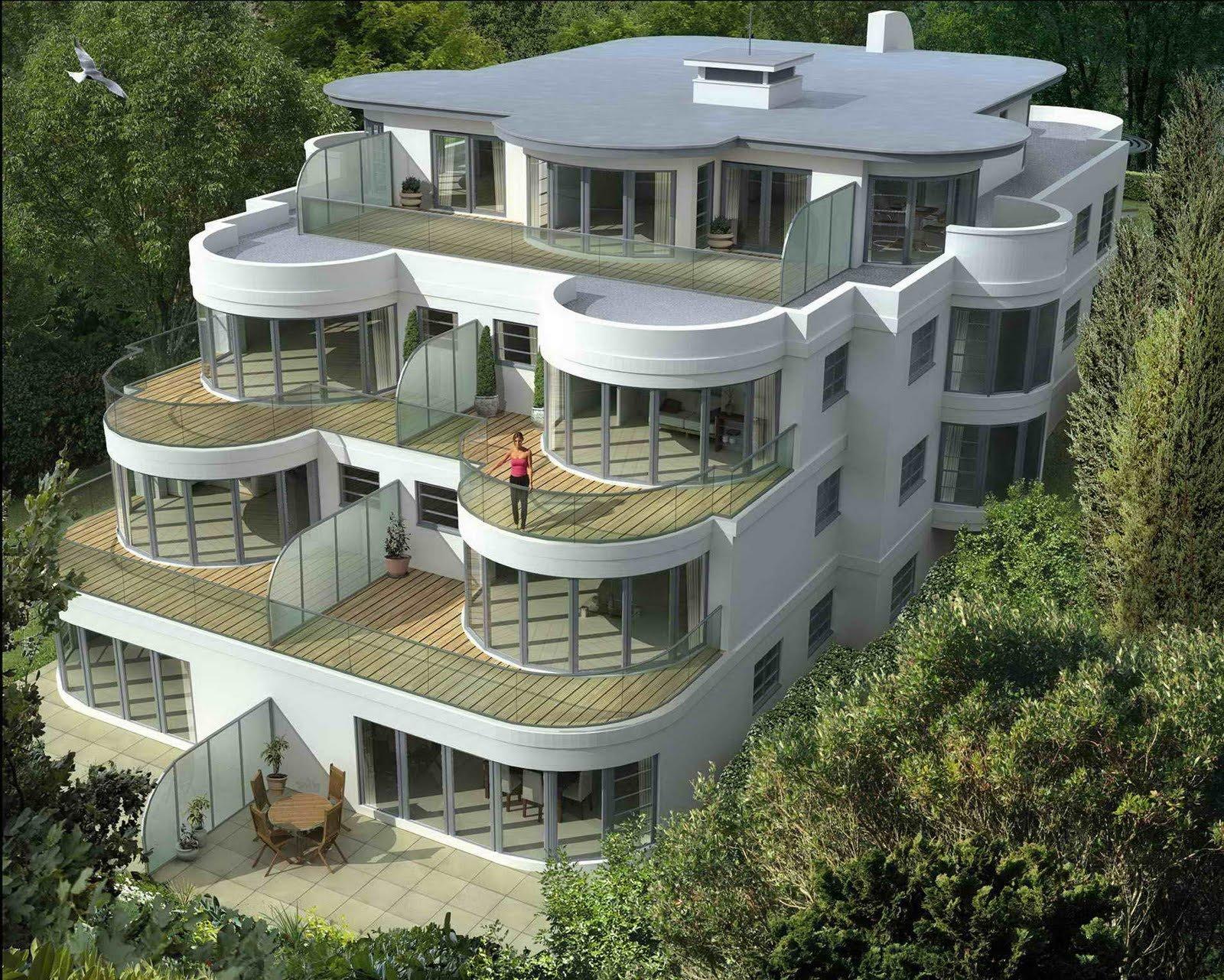 Ev Mimari Tasarım Stilleri