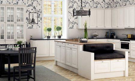 İskandinav Mutfak Tasarımları