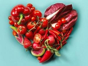 Kırmızı gıdalar kalp ve dolaşım