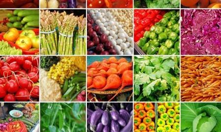 Renk Frekanslarına Göre, Renkli Beslenme