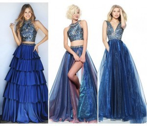 Balo kıyafet seçimi