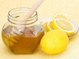 Biber, bal ve limon