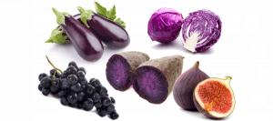 Mavi/ mor gıdalar, yaşlanmayı yavaşlatır, belleği iyileştirir, kanser riskini azaltır, dolaşım sistemini düzenler.