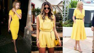 Renk psikolojisi ve sarı