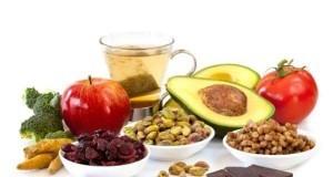 Lifli ve nişastalı gıdalar