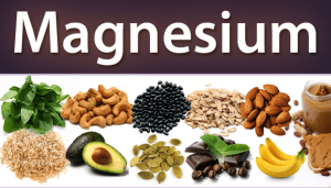 Magnezyumdan zengin gıdalar