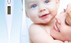 Bebeklerde Ateş Nasıl Ölçülür? 5