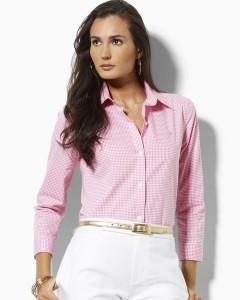 Polo Kadın Gömlek Çeşitleri