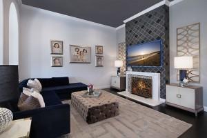 Küçük Salonlar İçin Büyük Dekorasyon Önerileri 15