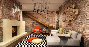 Küçük Salonlar İçin Büyük Dekorasyon Önerileri 12