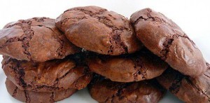 Çikolatalı Kurabiyeler