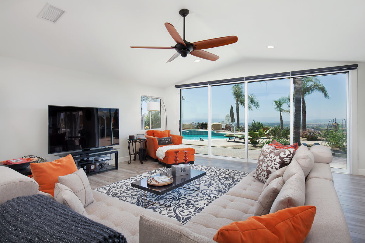 2018 n tr renk dekorasyonlar kad nsen for Current living room designs