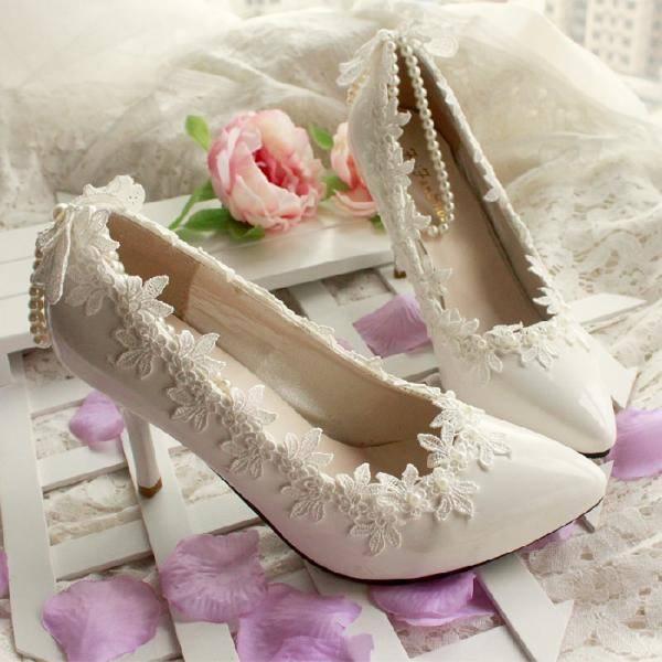 Gelin Ayakkabı Seçimi ve Modelleri 44