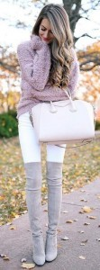 Uzun Çizme Nasıl Giyilir?